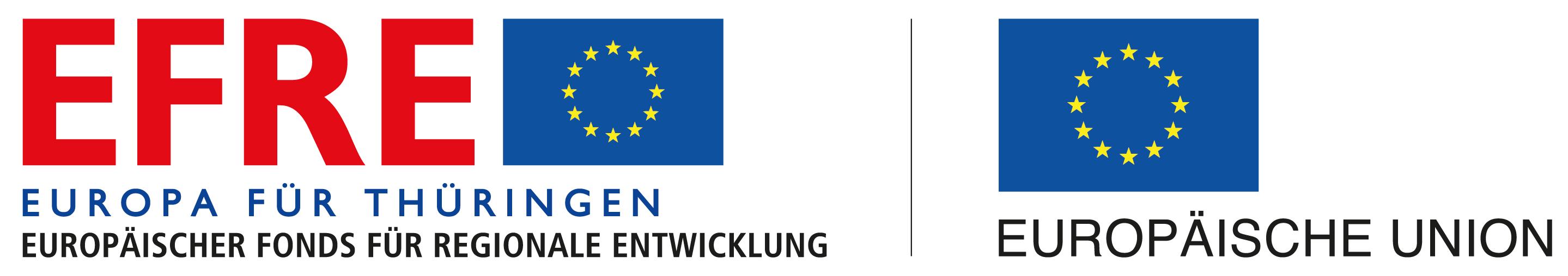 Europa für Thüringen Logo