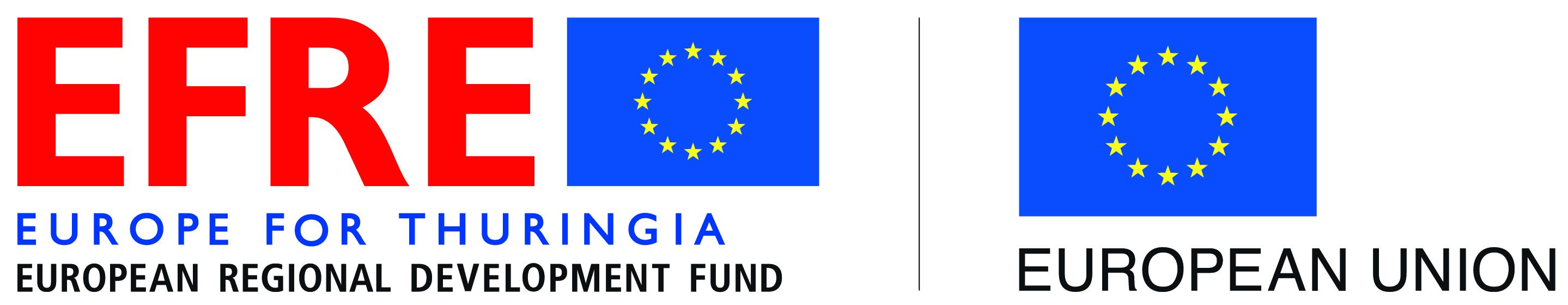 Europe for Thuringia Logo